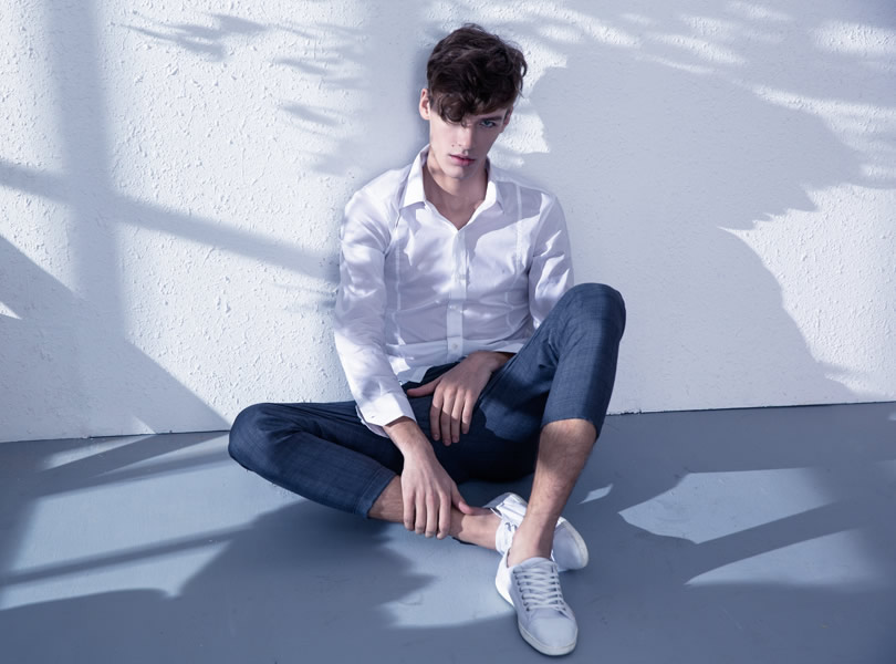 Gianni Lupo - Campaign Spring Summer 2014